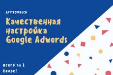 КМС Google Adwords 6 - kwork.ru