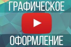 Сделаю шапку для соц сетей 4 - kwork.ru