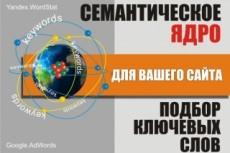Подбор и регистрация домена для вашего сайта под ключ 23 - kwork.ru