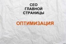 SEO продвижение, оптимизация, раскрутка 15 - kwork.ru