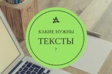 Составлю 5 тематических заданий ТЗ для написания SEO и LSI текстов 4 - kwork.ru