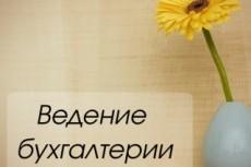 Налоговая и бухгалтерская отчетность 22 - kwork.ru