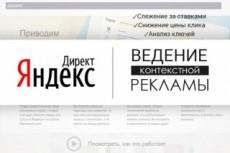 Создание и ведение рекламной кампании в системе РСЯ 18 - kwork.ru