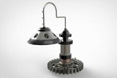 Визуализация моделей в SolidWorks 26 - kwork.ru