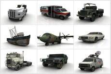 3D объекты 20 - kwork.ru