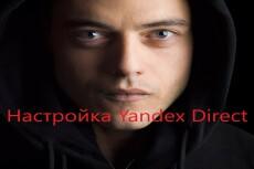 Буду вести рекламную кампанию в Яндекс Директе 3 дня 27 - kwork.ru