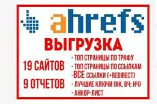 Соберу все ключи с сайтов ваших конкурентов. До 50 сайтов в 1 кворке 4 - kwork.ru