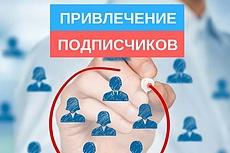 Качественный поисковый трафик с репостом в соц. сети 6 - kwork.ru