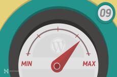 Настройка и оптимизация сайта на WordPress 7 - kwork.ru