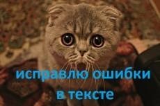 Наберу записи в текст быстро и грамотно 3 - kwork.ru