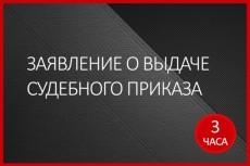 Составлю расписку в получении денег 14 - kwork.ru