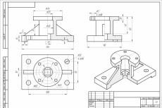 Сделаю модель в solidworks или NX, Компас 3D 34 - kwork.ru
