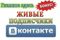 5000 лайков от живых подписчиков VKontakte на фото, записи, видео 9 - kwork.ru