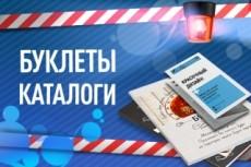 Дизайн брошюр, буклетов 45 - kwork.ru