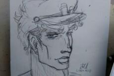 Нарисую Вас или любого персонажа в милом стиле 40 - kwork.ru