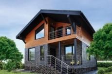 Проектирую частные дома 1 м2 26 - kwork.ru