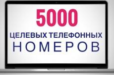 Соберу вашу целевую аудиторию клиентов в контакте по критериям 19 - kwork.ru