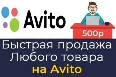 Увеличь в десятки раз поток клиентов с авито 10 - kwork.ru