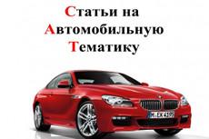 Напишу информативную и яркую статью под требования SEO и LSI 4 - kwork.ru