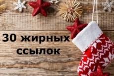 40 вечных трастовых ссылок с ТИЦ от 10 23 - kwork.ru