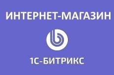 Оптимизация сайта 1с-Bitrix Битрикс 8 - kwork.ru