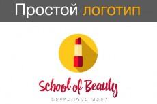 Эксклюзивный шрифтовой логотип 22 - kwork.ru